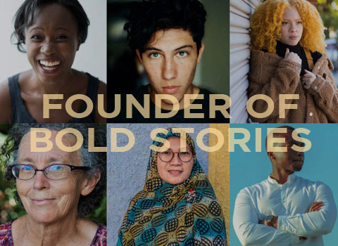 Founder of Bold Stories